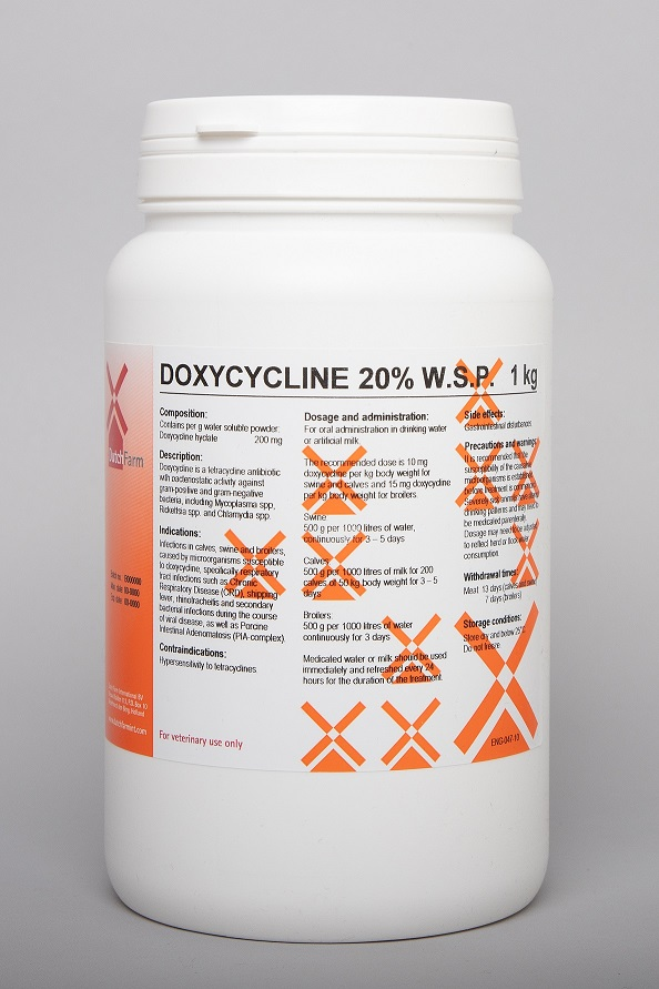 Doxycycline 20% wsp
