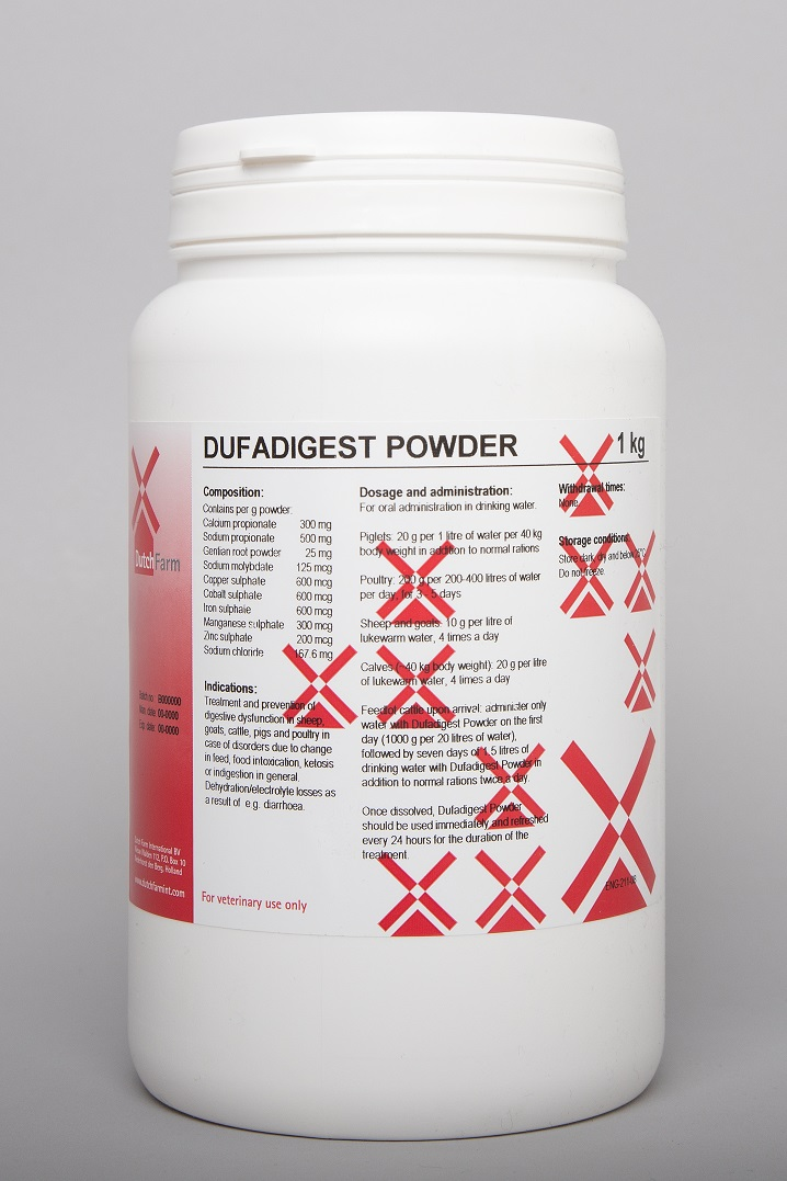 Dufadigest Powder