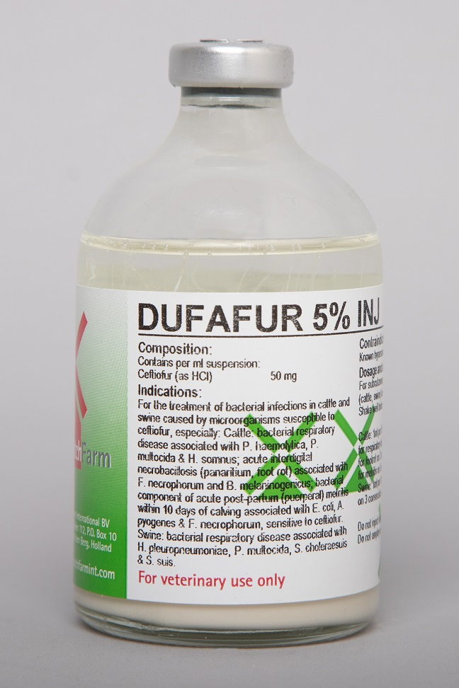Dufafur 5% Inj
