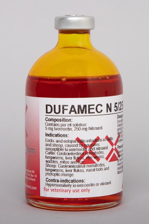 Dufamec-N 5/250 inj