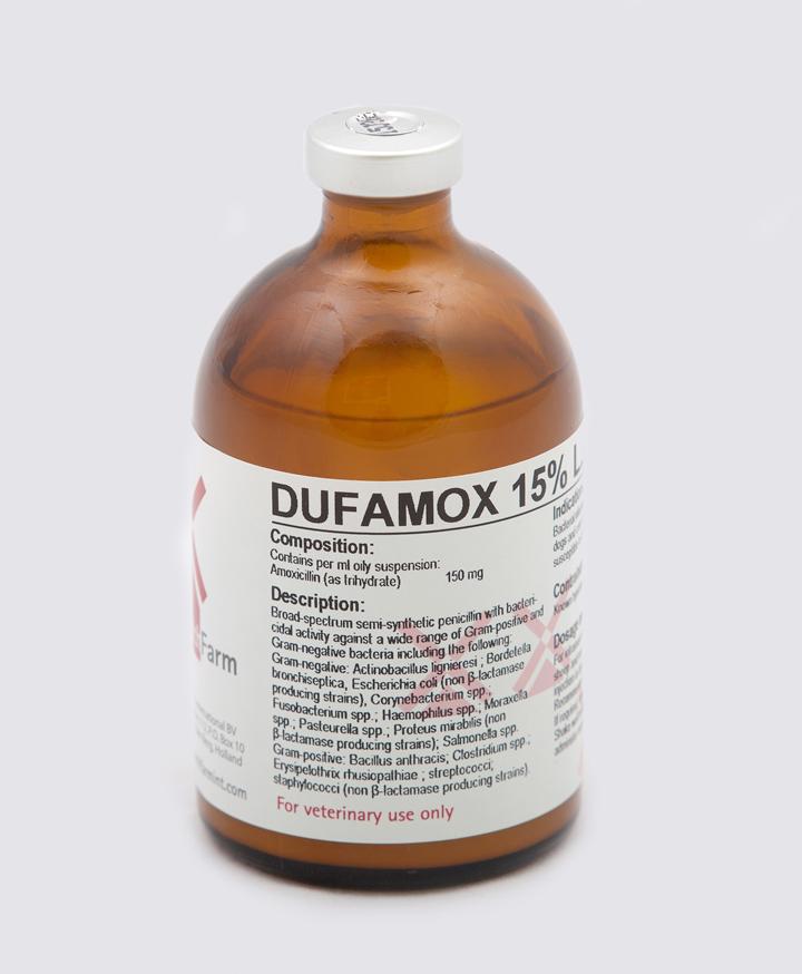 Dufamox 15% L.A. Inj