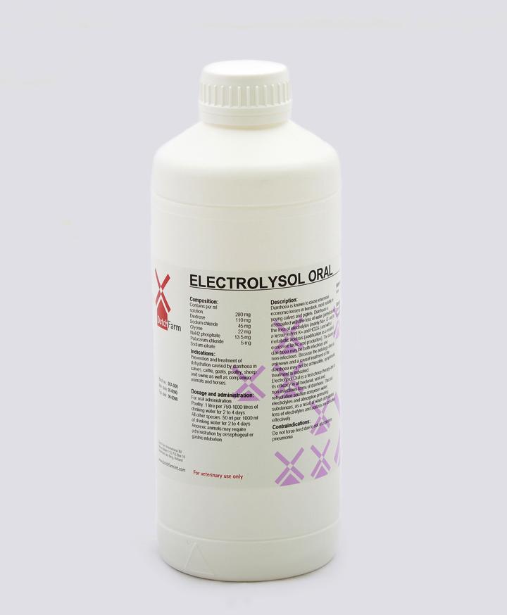 Electrolysol Oral